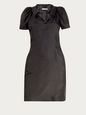 DRESSES BLACK 36 FR BAL-T-198103