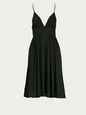 DRESSES BLACK 40 FR BAL-T-192813