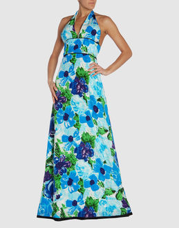 DRESSES Long dresses WOMEN on YOOX.COM