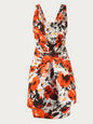 DRESSES ORANGE 38 FR BAL-T-198220