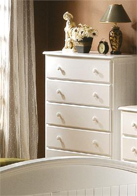 Arizona 5 Drawer Chest Small Single (2