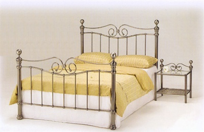Monzana Superking (6) Slatted Bedstead
