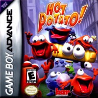 Hot Potato GBA