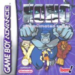 Kong the Animated Series GBA