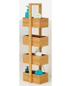 4 Tier Box Storage Caddy