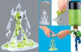 Ben 10 Alien Force - Deluxe Figures - Goop
