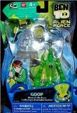 Ben 10 Alien Force Alien Collection 10cm Goop