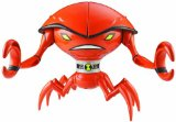 Ben 10 DNA Alien Heroes 15cm Brain Storm