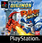 Digimon Rumble Arena PSX