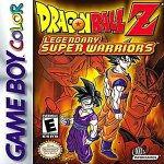 Dragon Ball Z Legendary Super Warriors GBC