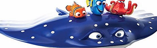 Bandai Finding Dory 3-in-1 Mr. Ray Swigglefish
