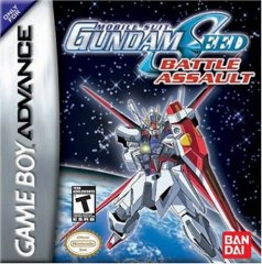 Gundam Seed Battle Assault GBA
