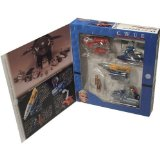 Hotwheels Thunderbirds Ultimate Vehicle collection Box Set 3
