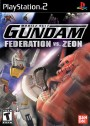 Mobile Suit Gundam Federation Vs Zeon PS2