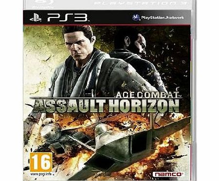 Ace Combat Assault Horizon on PS3