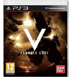 Armored Core V on PS3