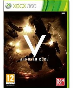 Armored Core V on Xbox 360