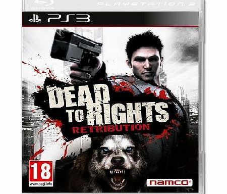 Dead To Rights Retribution on PS3