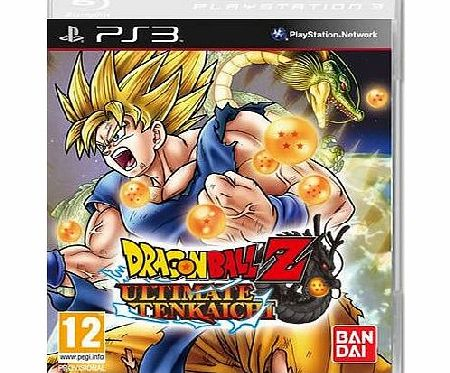 Dragon Ball Z - Ultimate Tenkaichi on PS3