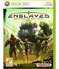 Enslaved Odyssey To The West on Xbox 360