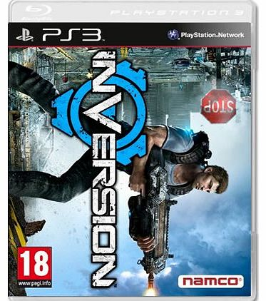Inversion on PS3