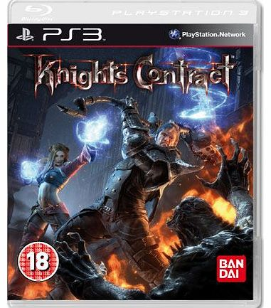 Knights Contract on PS3