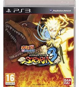 Naruto Shippuden Ultimate Ninja Storm 3 on PS3