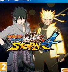 Naruto Shippuden: Ultimate Ninja Storm 4 on PS4