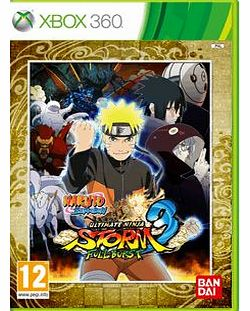 Naruto Ultimate Ninja Storm 3: Full Burst on