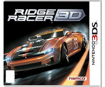 Ridge Racer 3DS on Nintendo 3DS
