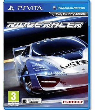 Ridge Racer on PS Vita