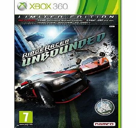 Ridge Racer Unbounded on Xbox 360