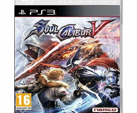 Soul Calibur V on PS3