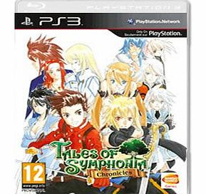 Tales of Symphonia Chronicles on PS3