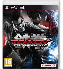 Tekken Tag Tournament 2 on PS3