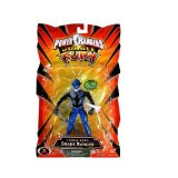 POWER RANGERS JUNGLE FURY SOUND FURY BLUE SHARK RANGER