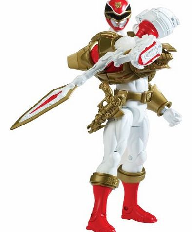 Power Rangers Megaforce Armoured Ultra Red Power Ranger