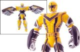 Power Rangers Mystic Force - 12.5cm Battlized Power Ranger - Yellow