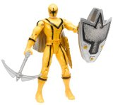 Power Rangers Mystic Force Yellow Mystic Light Ranger