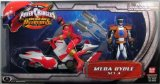 POWER RANGERS OPERATION OVERDRIVE MEGA CYCLE SET 2 FIGURES!