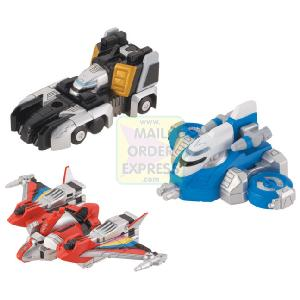 Power Rangers Operation Overdrive Transmax Mini Vehicle Set B