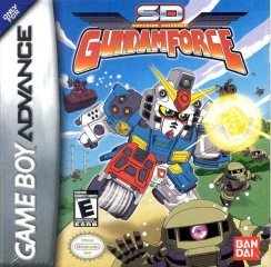 SD Gundam Force GBA
