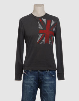 TOP WEAR Long sleeve t-shirts MEN on YOOX.COM