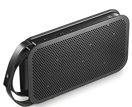 BeoPlay A2 Portable Bluetooth Speaker - Black