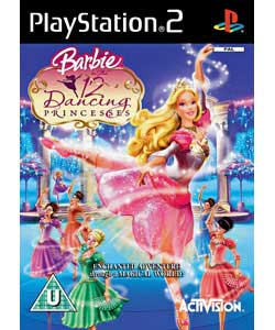 12 Dancing Princesses - PS2