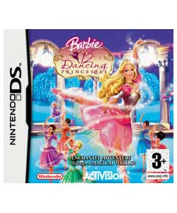 12 Dancing Princesses DS Posted FREE Within 2 Days