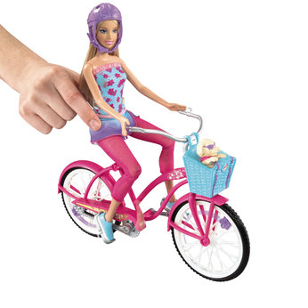 and Bicycle Set