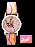 (Barbie) Childrens QUARTZ Analogue Watch