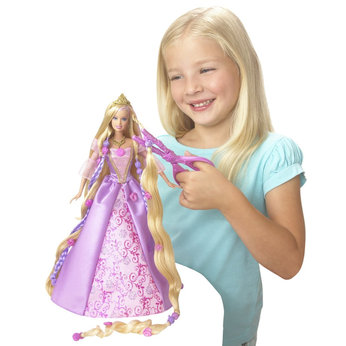Cut And Style : barbie cut and style rapunzel doll barbie rapunzel cut and style ...