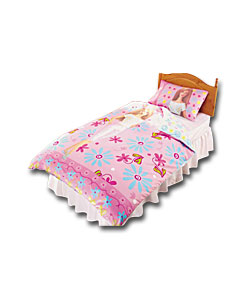 Barbie Duvet Cover & Pillowcase Set